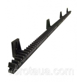 CP-рейка зубчаста полімерна 12 мм