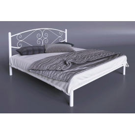Двоспальне ліжко Тенеро Камелия 1400х2000 мм біла