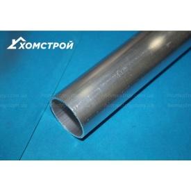 Труба круглая алюминиевая 6х1 без покрытия