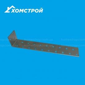 Куточок асиметричний KK-2 40х300х40х2,0