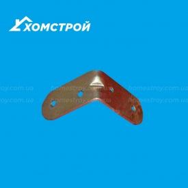 Кронштейн меблевий №2 25х25 мм