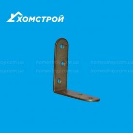 Кронштейн мебельный №7 70х70х20 мм