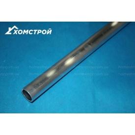 Труба круглая алюминиевая 30х2,0 анодированная