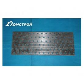 Крепление плоское LP-35 - 60х120х0х2,0