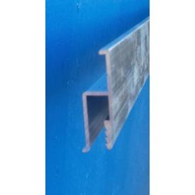 Пристенный h-образный 180 профиль для натяжных потолков