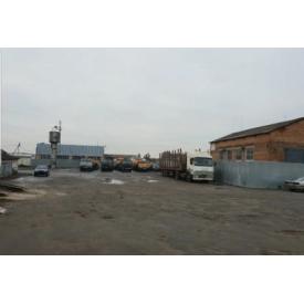 Продажа промышленно-производственной базы с асфальтированной площадкой 0,4740 га