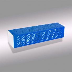 Настенный светильник Led line designe Matrix синий (BW-370)