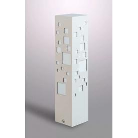 Вуличний світильник Led line designe Tower світло-сірий (SC-370)