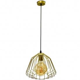 Светильник подвесной в стиле лофт NL 2724 G MSK Electric