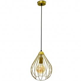Светильник подвесной в стиле лофт NL 2229 G MSK Electric