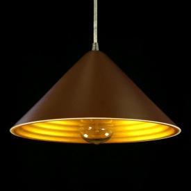 Светильник лофт 2986/1p coffe