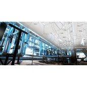 Монтаж внутрішніх інженерних мереж технологічних трубопроводів