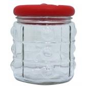 Склянна банка Sarina з вакуумною кришкою 1000 мл (S-233-1)