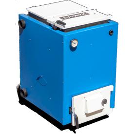 Шахтный котел длительного горения ШК Буржуй 16 кВт