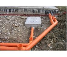 Пристрій зовнішньої каналізації