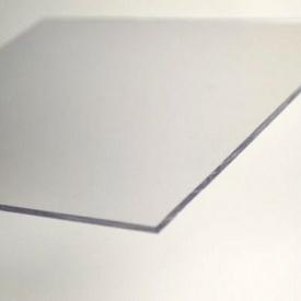 Лист прозрачного монолитного поликарбоната Bauglas 3 мм