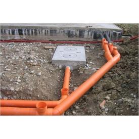 Встановлення зовнішньої каналізації