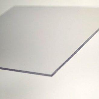Монолітний полікарбонат Bauglas 4 мм прозорий