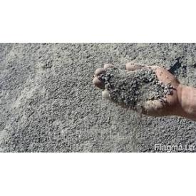 Отсев гранитного щебня навалом