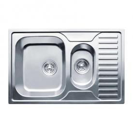 Кухонная мойка Imperial 7850 Satin с чашей (IMP7850SATD)