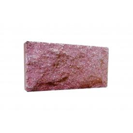 Плитка цокольна ГДС 250x120x20 мм Червона