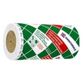 Утеплитель для дома Теплоролл 50/100 мм в рулонах кровельный 4000x1000мм 30кг/м3