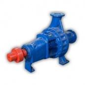 Фекальний насос СМ 80-50-200/2б без двигуна на рамі