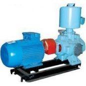 Насосний агрегат водокільцевий вакуумний ВВН 1-1.5 5,5 кВт