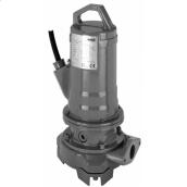 Погружний насос з ріжучим механізмом для відведення стічних вод MTC 32 F 55.13/66 Ex