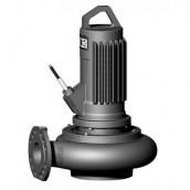 Погружний насос для відведення стічних вод FA 10.82-215E + T 17-4/16HEx