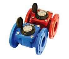 Турбінний лічильник води MWN-130-65 ГВ DN 65 фланцевий