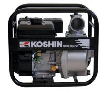 Мотопомпа для чистої води Koshin SEV-80X