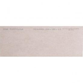 Гипсокартон Plato 12,5 мм 120х250