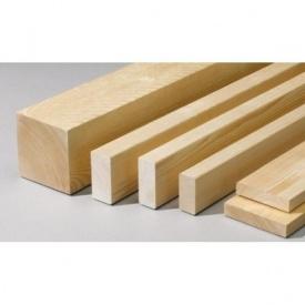 Брус деревянный 30х50 мм 3 м