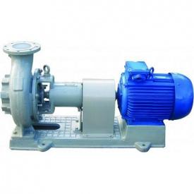 Консольний насос К 100-65-200a без двигуна на рамі