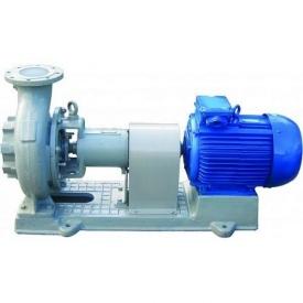 Консольний насос K 150-125-250 без двигуна на рамі