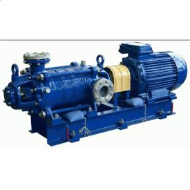 Насос центробежный многоступенчатый секционный ЦНСГ 105-392 200 кВт с муфтой на раме