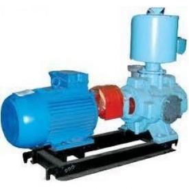 Насосный агрегат водокольцевой вакуумный ВВН 1-1.5 5,5 кВт