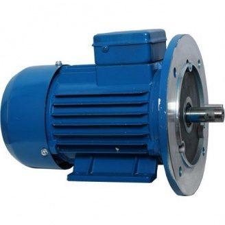Электродвигатель асинхронный АИР63А6 0,18 кВт 1000 об/мин