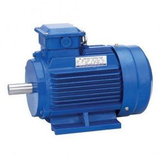 Электродвигатель асинхронный АИР80А6 0,75 кВт 1000 об/мин
