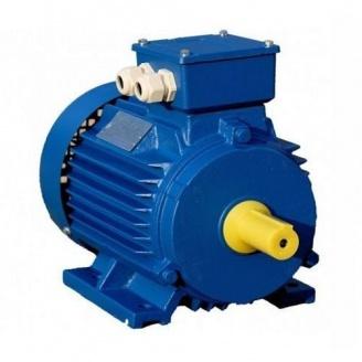Электродвигатель асинхронный АМУ80В6 1,1 кВт 1000 об/мин