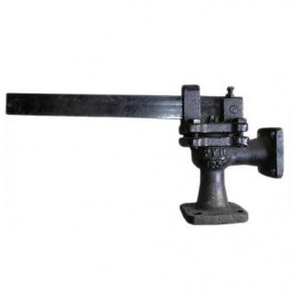 Клапан предохранительный рычажный 17ч3бр 17ч18бр Ду100