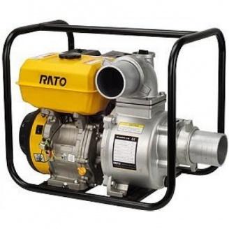 Мотопомпа для чистої води Rato RT 100ZB26-5.2 Q