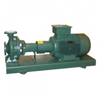 Стандартизированный консольный насос 2 полюсный KDN 80-250/260