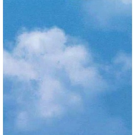 Пленка самоклеющаяся Gekkofix 11499 Облочное небо 0,45х15 м