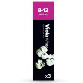 Віола біла Plantui 3 капсули (F005)