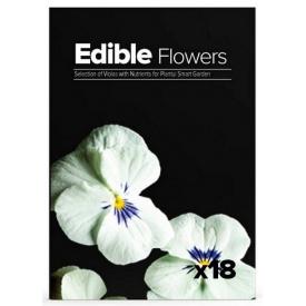 Набір Plantui Їстівні квіти 18 капсул (SE004)