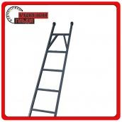 Діелектрична сходи приставні ЗВО 10 ступенів