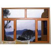 Ламинированное окно Steko S450 рефлекторное стекло