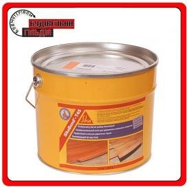 SikaBond-T45 однокомпонентний поліуретановий клей для дерев'яних підлог 15 кг